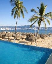 Piscine Hôtel Krystal Beach Acapulco Acapulco