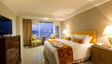 Junior Suite Hôtel Krystal Beach Acapulco Acapulco