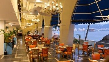 Restaurant Aquamarina Hôtel Krystal Beach Acapulco Acapulco